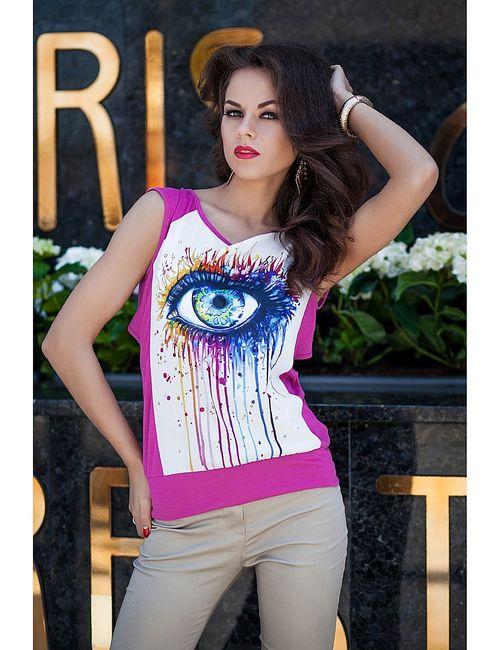 Vision Fashion Srore | Женские Розовые Блузки