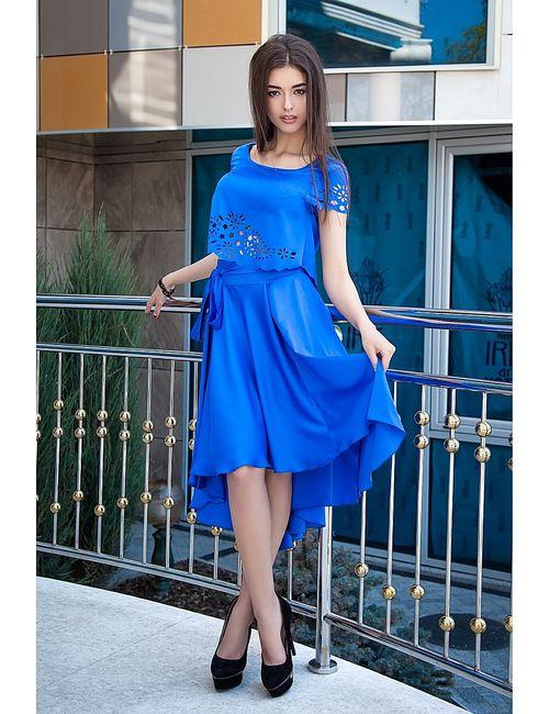 Vision Fashion Srore | Женские Синие Блузки