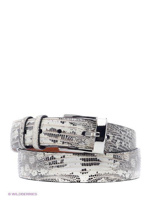 Pan American leather | Женские Белые Ремни