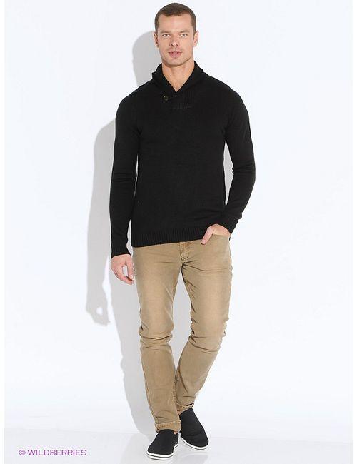 Oodji   Мужские Чёрные Пуловеры
