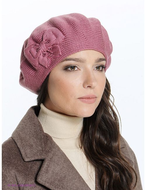 Ваша Шляпка | Женские Розовые Береты