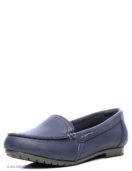 Crocs | Мужские Синие Мокасины