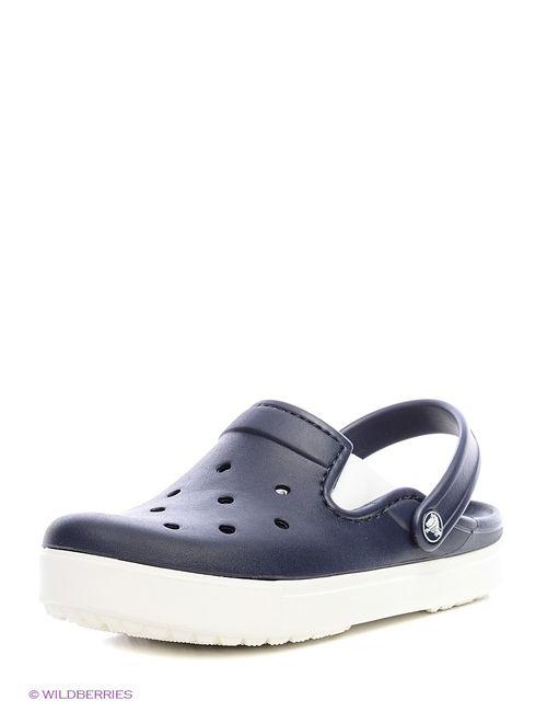Crocs | Мужское Синее Сабо
