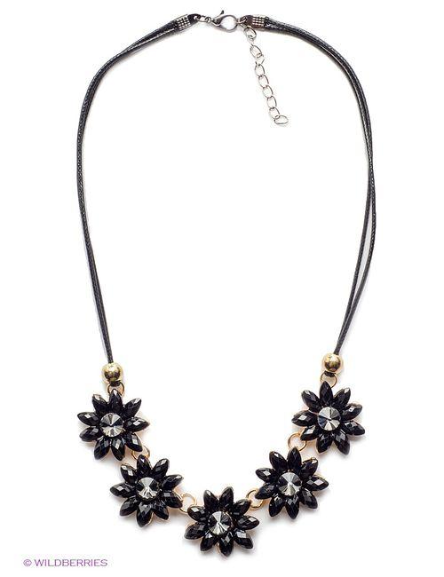 Lovely Jewelry | Женское Чёрное Колье