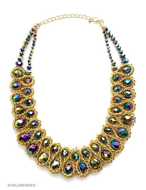 Lovely Jewelry | Женское Жёлтое Колье
