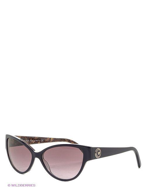 Versace | Женские Фиолетовые Солнцезащитные Очки