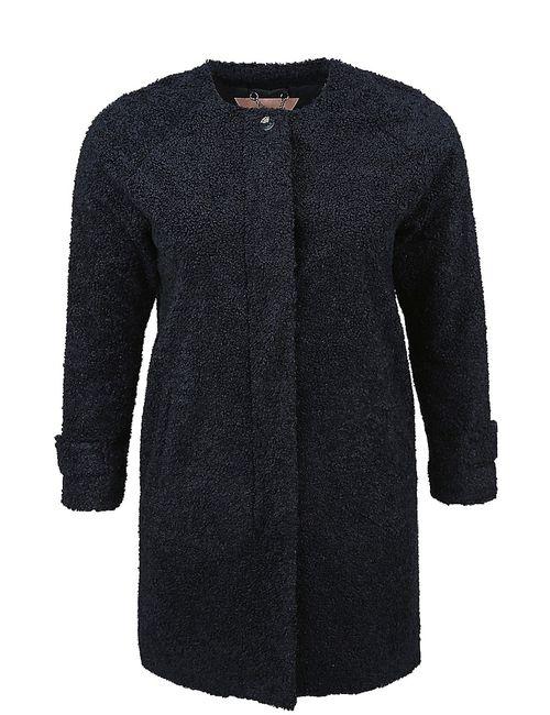s.Oliver | Женское Синее Пальто