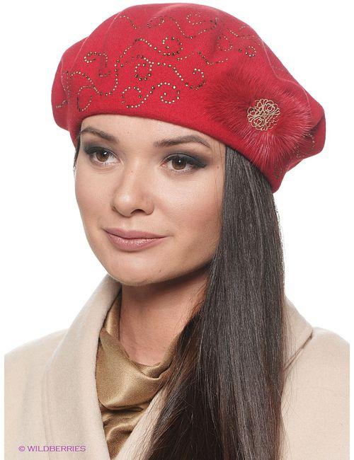 Avanta   Женские Красные Береты