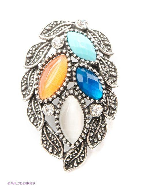Royal Diamond | Женские Жёлтые Броши
