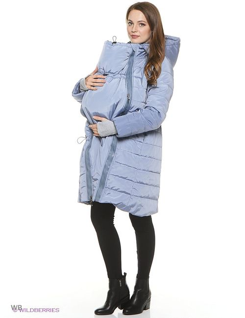 Mum`s Era | Женские Голубы Куртки