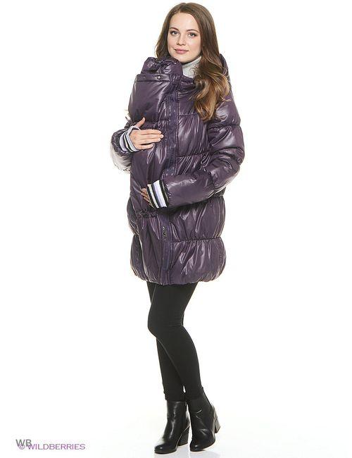Mum`s Era | Женские Сливовые Куртки