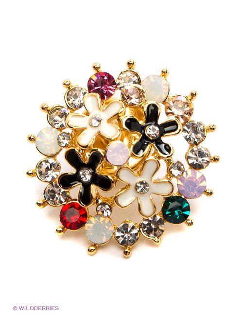 Lovely Jewelry | Женские Красные Броши