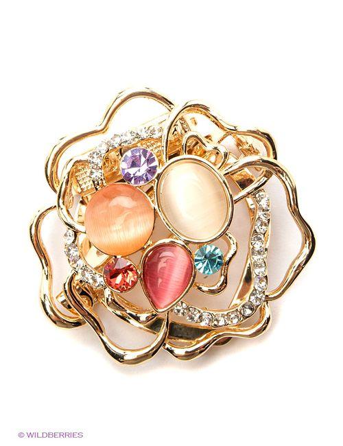 Lovely Jewelry | Женские Оранжевые Броши