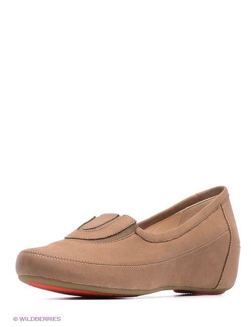 Covani | Женские Коричневые Туфли