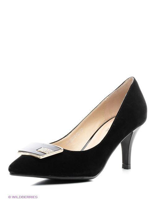 Renaissance | Женские Чёрные Туфли