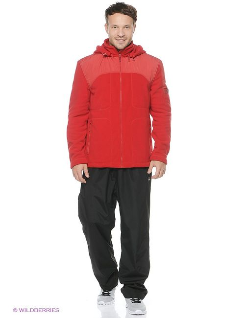 Shelter | Мужские Красные Куртки