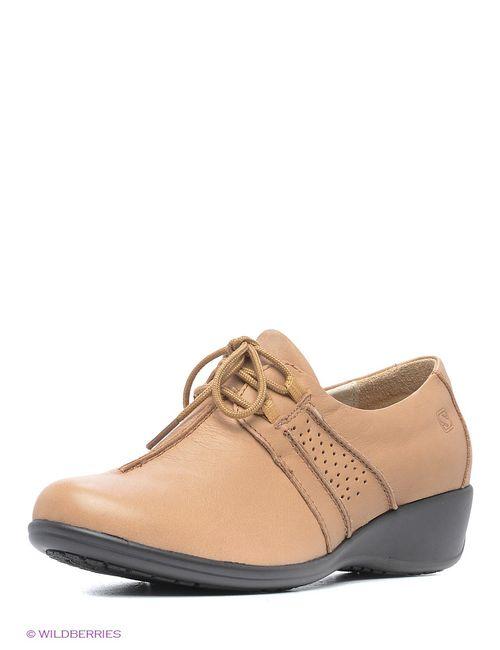 Spur | Женские Бежевые Туфли