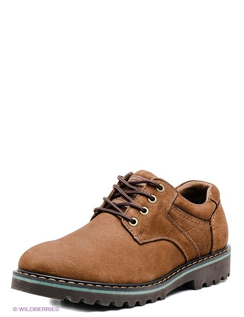 Nexpero | Мужские Коричневые Туфли