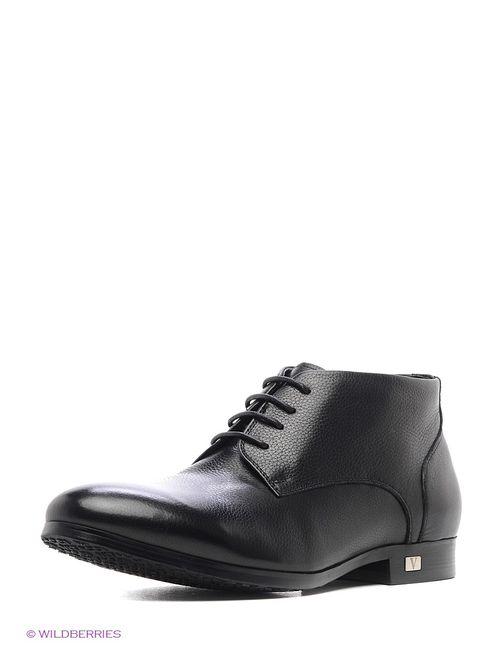 Vitacci | Мужские Чёрные Ботинки