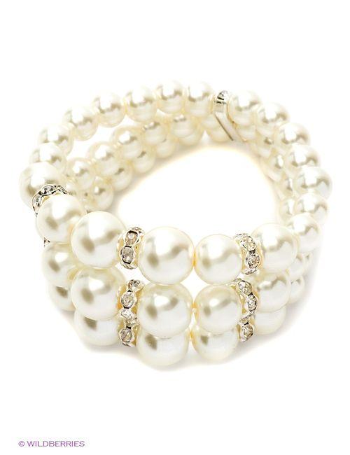 Royal Diamond   Женские Белые Браслеты