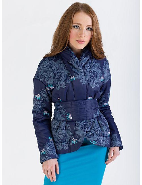 Анна Чапман | Женские Синие Куртки