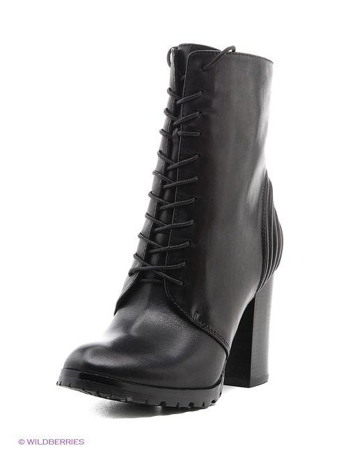 Dino Ricci | Женские Чёрные Ботинки