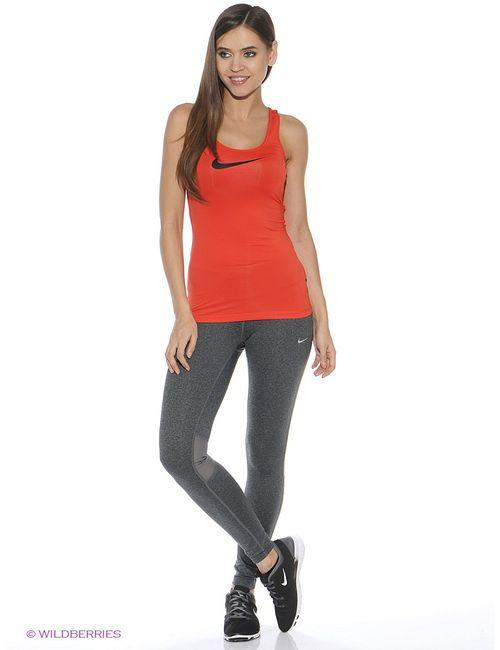 Nike | Женский Красный Топ