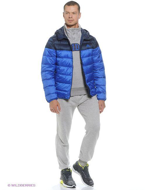 Adidas | Мужские Синие Куртки