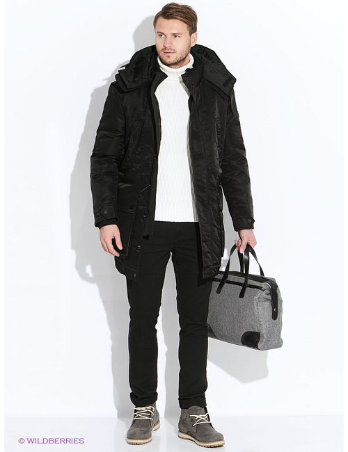 Calvin Klein | Мужские Чёрные Куртки