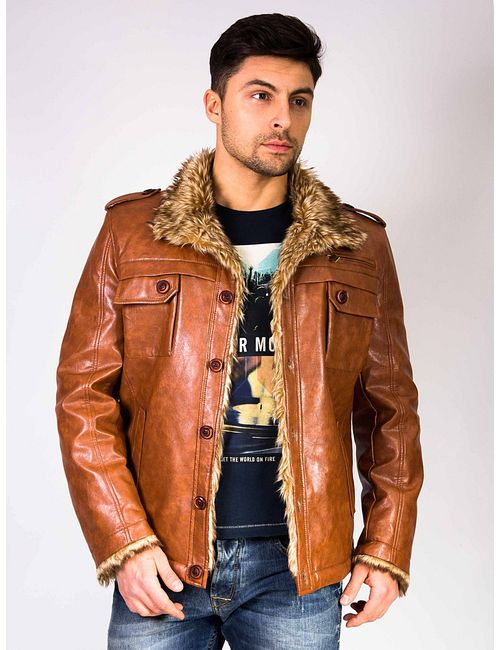 Berloga | Мужские Коричневые Куртки