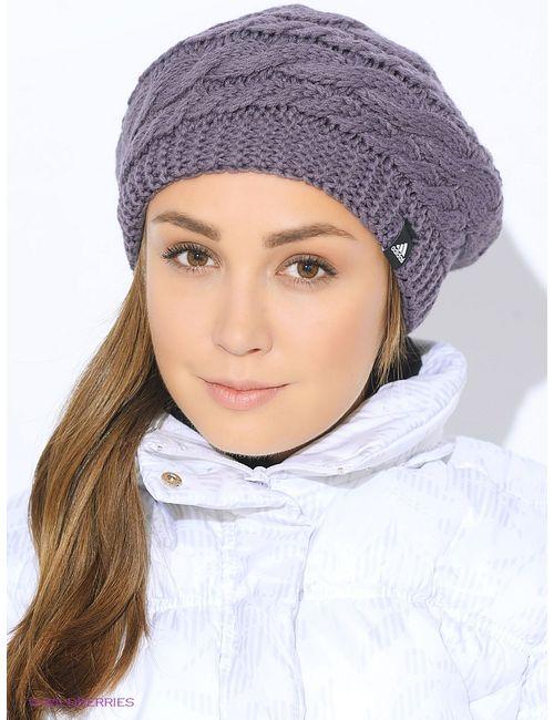 Adidas   Женские Фиолетовые Шапки