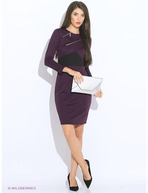 Doctor E | Женские Фиолетовые Платья