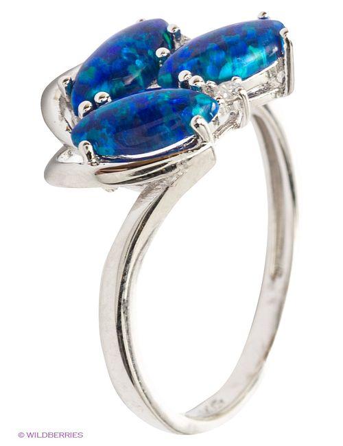 Balex | Женские Синие Ювелирные Кольца