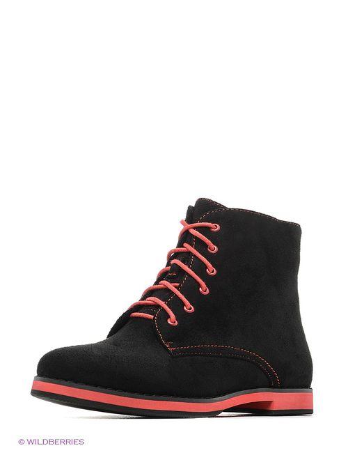 Calipso   Женские Чёрные Ботинки