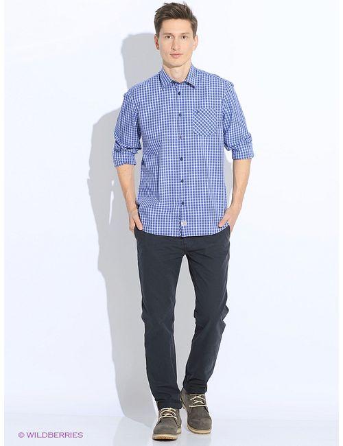 LERROS | Мужские Голубы Рубашки