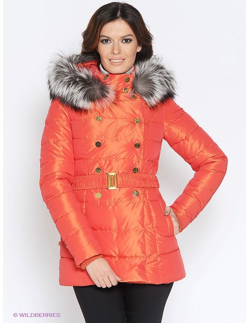 Lanicka | Женские Оранжевые Куртки