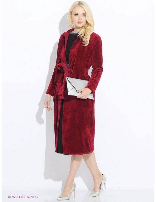 Love&Light   Женское Красное Пальто