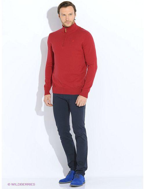 Men of all nations | Мужские Красные Пуловеры