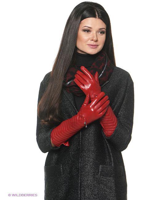 Piero | Женские Красные Перчатки