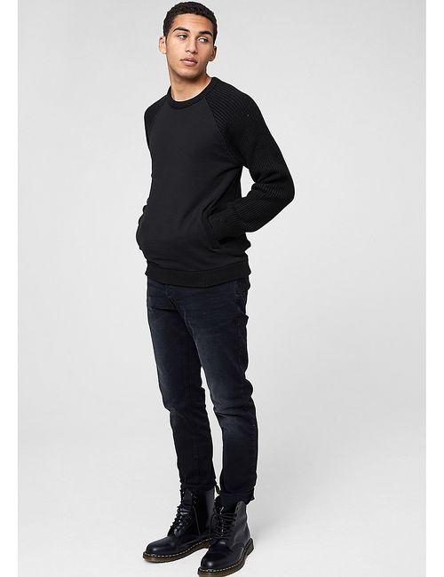 s.Oliver | Мужские Чёрные Пуловеры