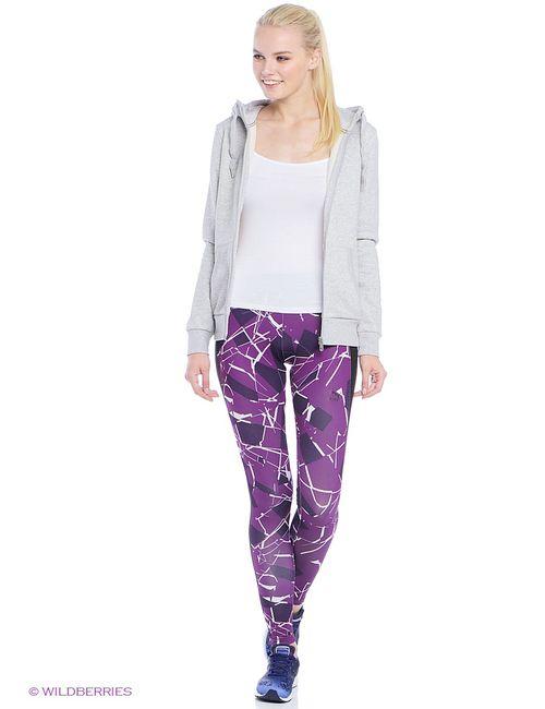 Puma | Женские Фиолетовые Леггинсы