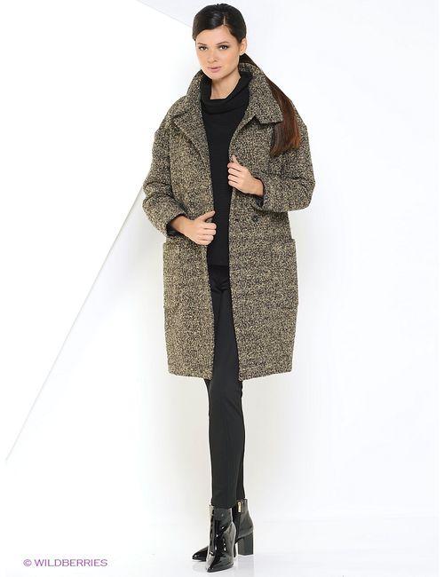 Compagnia Italiana | Женское Чёрное Пальто