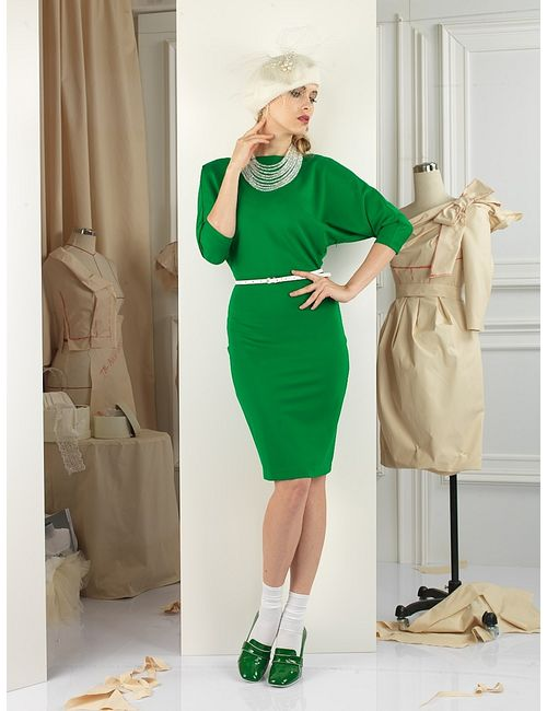 Tasha Martens | Женские Зелёные Платья