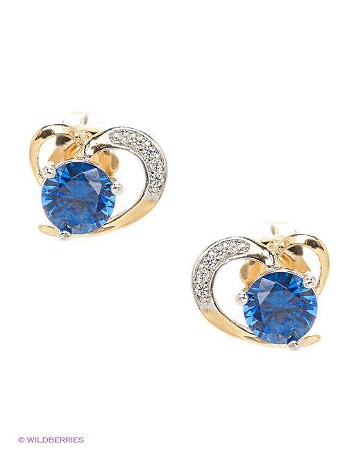 Lovely Jewelry   Женские Синие Серьги
