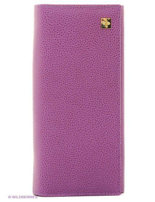 Dimanche | Женское Фиолетовое Портмоне