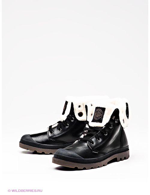 Palladium | Женские Чёрные Ботинки