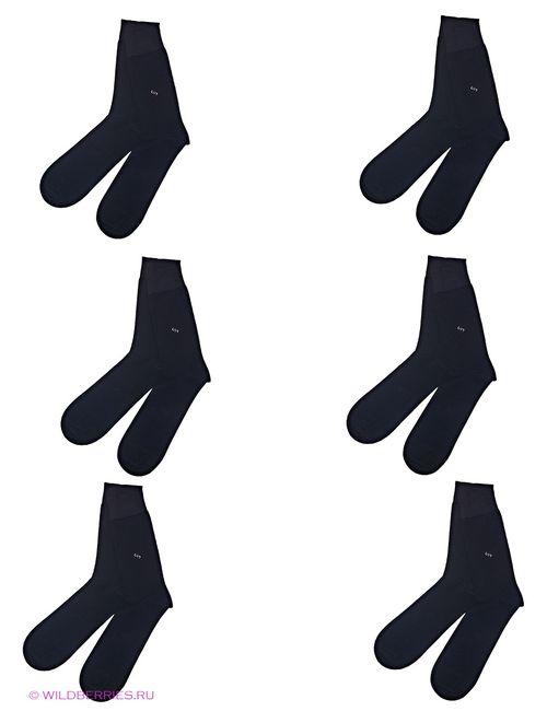 Charmante | Мужские Чёрные Носки