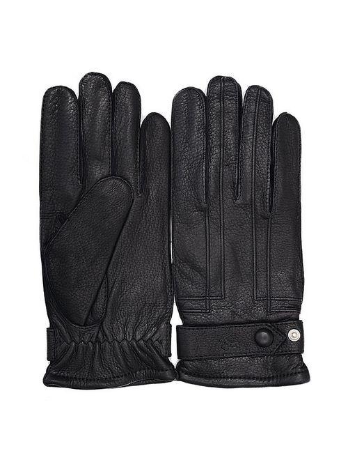PerstGloves | Мужские Чёрные Перчатки