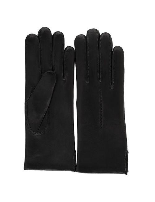 PerstGloves   Женские Чёрные Перчатки