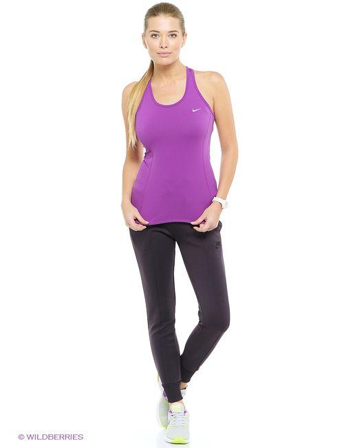 Nike | Женский Фиолетовый Топ